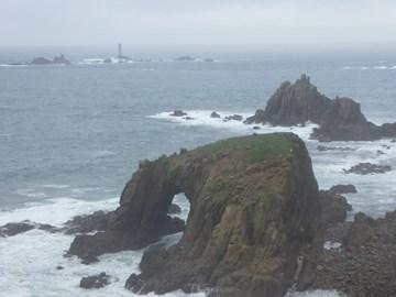 Longships Lighthouse, off Land's End