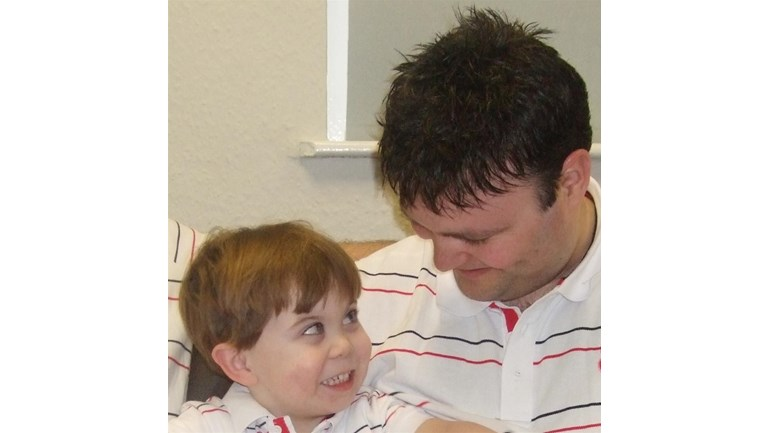 Steven Roberts Fundraising For Stickler Syndrome Support Group