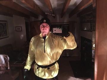 Winter Running Kit at 5:00am