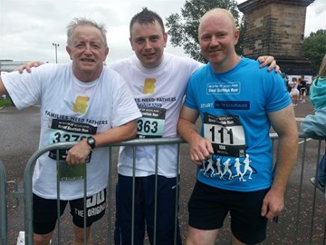 Dougie, Martin & Kenny