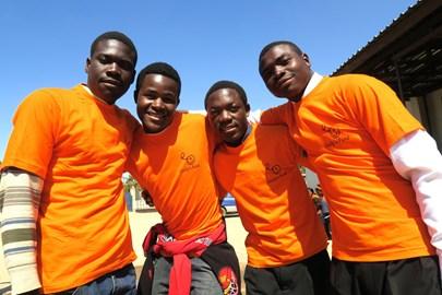 Alumni lads