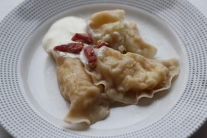 WW cookbook: Poland pierogi dumplings