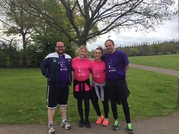 5k run today, 2nd May