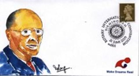 100 years of Rotary by Nirlay Kundu