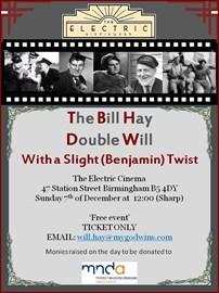 Will Hay event 17.12.2014