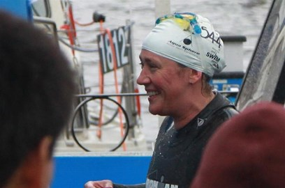 Great North Swim 24/06/2012