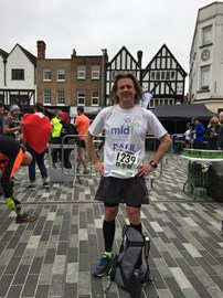 Having just completed the Kingston-upon-Thames Spring day race in preparation for the big one
