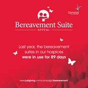 Bereavement Suite Appeal Fact