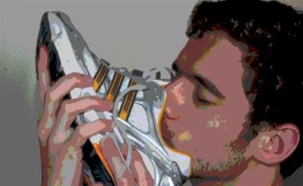 Hmmm, love the shoe