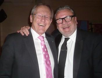 Andy & Ray Winstone