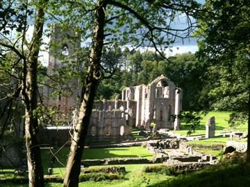 The Magnificent Fountains Abbey