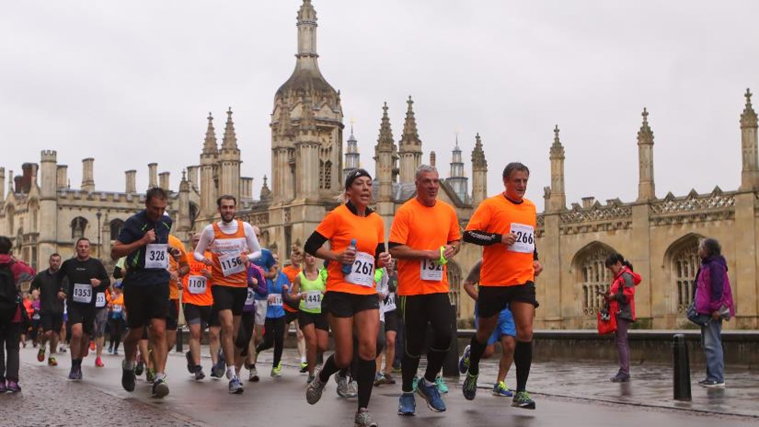 Cambridge Town and Gown 2017 - JustGiving