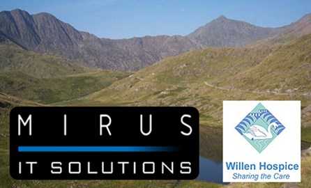 Mirus IT Solutions3 Peaks Challenge 2010