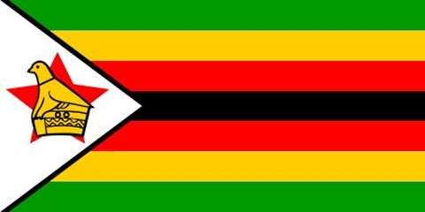 The Zimbabwe Flag
