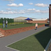 Proposed new courts