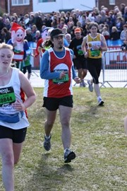 Running the GNR