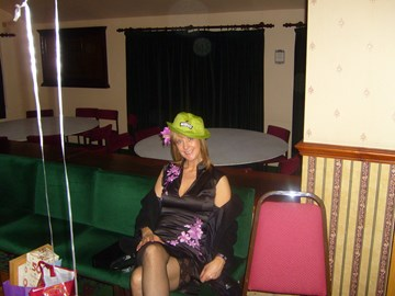 After my 50th Party!!