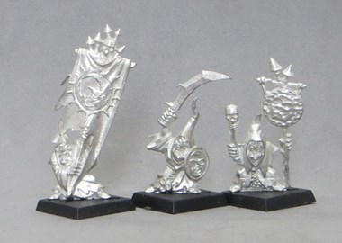 Prize 9: Battle for Skull Pass Goblin Command (unreleased metal casts)