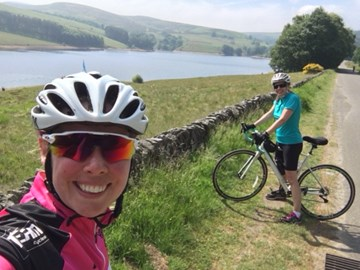 Venturing further afield into the Goyt Valley