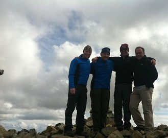 Scafell Training