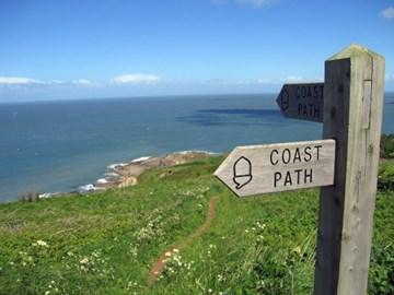 7 Coast path marathons in 7 days
