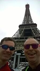 Gretton à Paris! Merci mes amis!