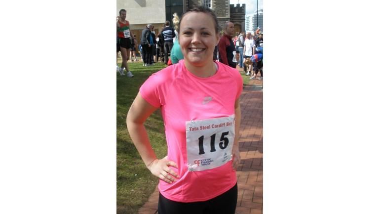 Elinor Jones Is Fundraising For Cystic Fibrosis Trust