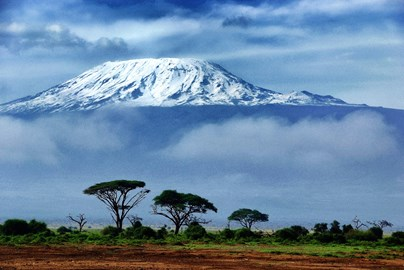 The Roof Of Africa - Kilimanjaro
