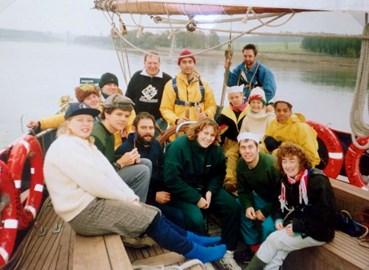 Sailing 1991