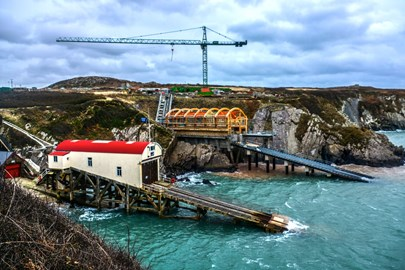 St David's Lifeboat Station