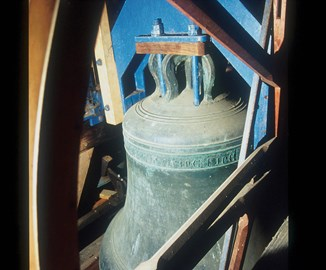 One of the Abbey bells